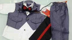 Fancy Waist Coat Suit