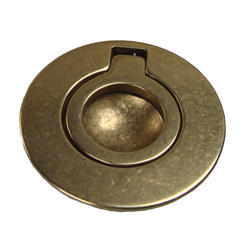 Brass Finish Railing Ball Cover