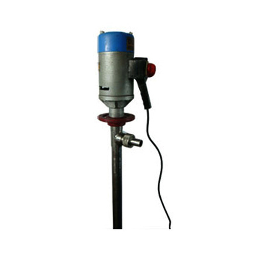 Motorized Barrel Pumps