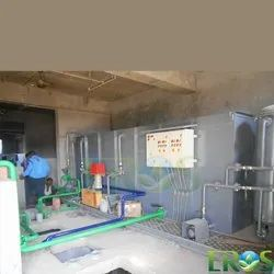 Sewage Treatment Plant Construction