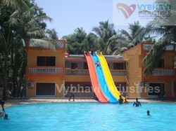 Body Multilane Water Slide