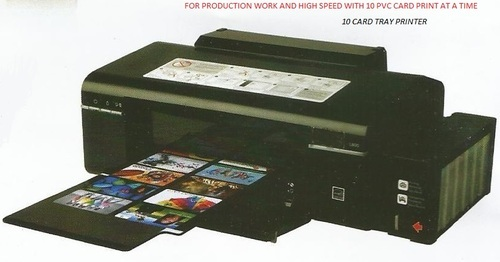 ID Card Printer - Epson Inkjet PVC Card Printer Distributor
