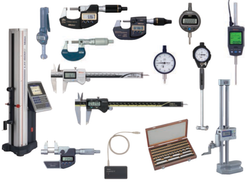 Dimension Instrument Calibration Service