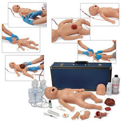 Newborn Nursing Skills And ALS Simulator