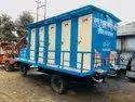 10 Seater MS Mobile Toilet Van