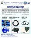 RCC Concrete Pipe Rubber Rings