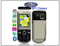 Spy Mobile Phone With Recording