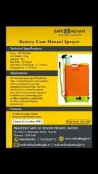 Battery Cum Manual Sprayer, 7kg