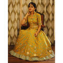 Cotton Ladies Embroidered Indo Western Dress, Size: S, M & L