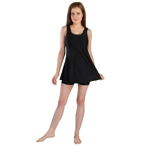 395989d6cf Ladies Black Fancy Swim Suit at Rs 510 /piece | Womens Swimming Suit ...