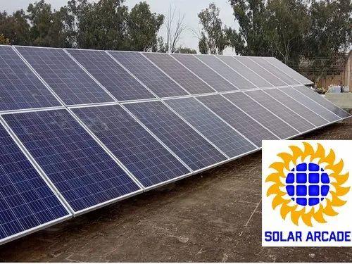 8 kW On Grid Solar System