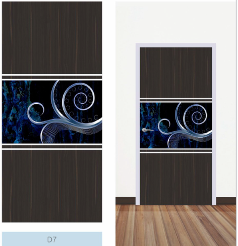 Digital Laminate CROMA Doors