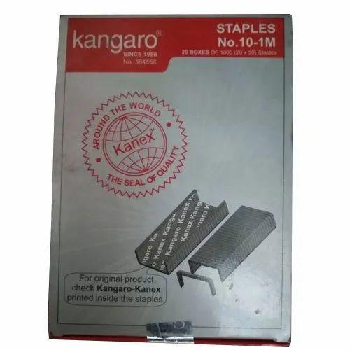 Kangaro Stapler Pins, Size: 10-1m