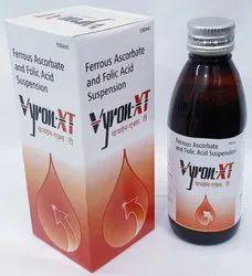 Vertex India Healthcare Paediatric VYRON-XT SYRUP, Packaging: 150 mL