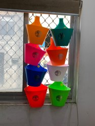 Single Hook Pot / Railing Pot