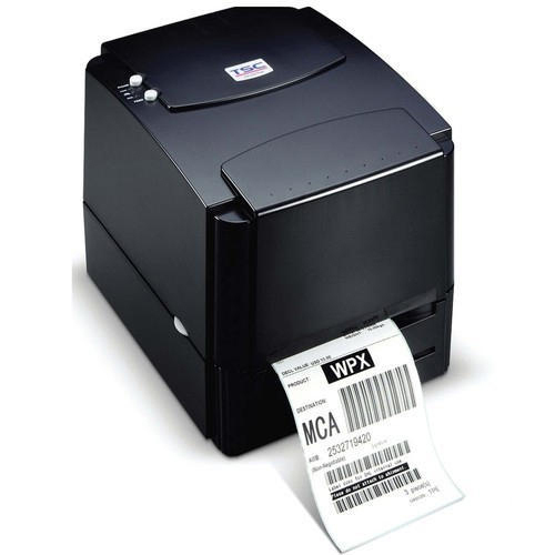 TSC Black Barcode Label Printer