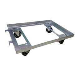TMS Steel Trolley for Crates & Boxes