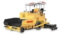 Mechanical Paver With Hydraulic Drive & Conveyor System