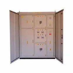 Mild Steel Single Phase Power Distribution Panels, IP Rating: IP33, Automation Grade: Semi-Automatic