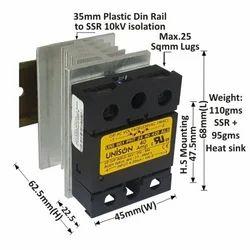 40 AMP ANALOG PHASE ANGLE CONTROL SSR