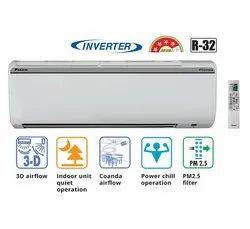 Daikin 1.0 Ton Inverter Split AC 4 Star