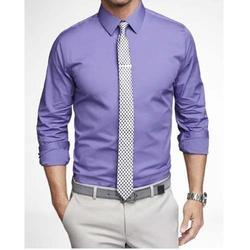 Printed Plain Formal Cotton Shirt