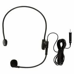 Ahuja Wired Headband Microphone