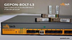 8 Port L3 Olt (Sy-Gopon-8olt-L3)