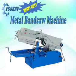 Bandsaw Machine For Metal Cutting