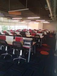 Office Interior Designing, Turnkey Office Interior
