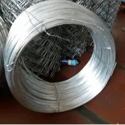 Polished Hot Dipped Galvanized Iron Wire, For Industrial