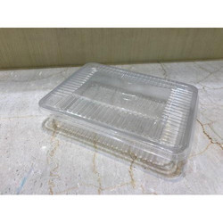 Rectangle Disposable Sweets Box