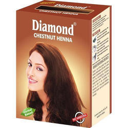 Diamond Chestnut Henna Herbal Hair Color