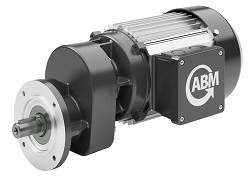 ABM Helical Geared Motors G- Line