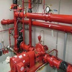 Mild Steel Fire Hydrants System