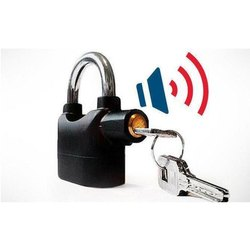 Stainless Steel Alarm Lock