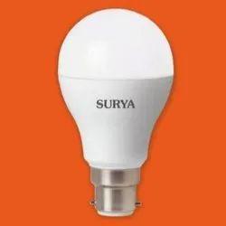 Cool White Surya Neo 7W LED Lamp, Voltage: 110-300 V, 7 Watt