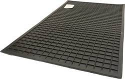 Chequered Rubber Sheet