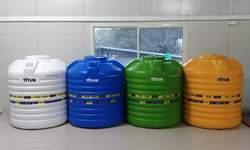 LLDPE Titus Water Storage Tank