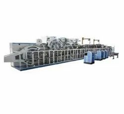 Full Servo Adult Diaper Production Line