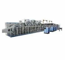 Full Servo Adult Diaper Production Line