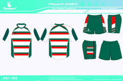 Rugby Team Wear