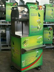 Sugarcane Juice Extractor With Waste Box