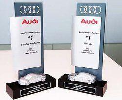 Event Management Acrylic Trophy