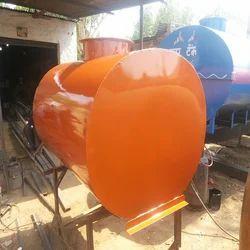 Movable Diesel Tank
