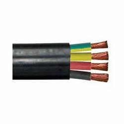 Aluminum Four Core Cable, Nominal Voltage: 1100 V