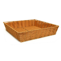Square Wicker Tray