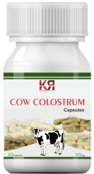 Cow Colostrum Capsule