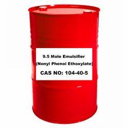 9.5 Mole Emulsifier (Nonyl Phenol Ethoxylate)