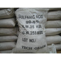 Sulfamic Acid Descalant Powder, Packaging Type: Pp Bags, Packaging Size: 50 Kg